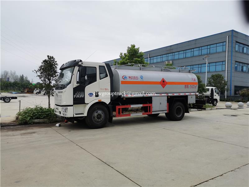 Oil Tank Truck 5
