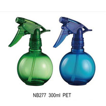 150ml Plastic Bottle with Trigger Sprayer for Garden (NB277)