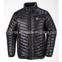 Winter-Fake, wattierte Jacke für Männer