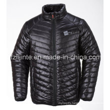 Winter Fake Down Padded Jacket for Men