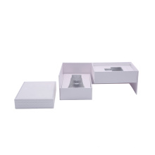 Unique rotatable design Cardboard Paper Perfume Box Cosmetic Box With Factory price