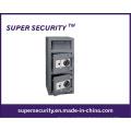 Caja fuerte de doble depósito comercial (SFD321414)
