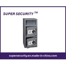 Double Compartment Commercial Deposit Safe (SFD321414)