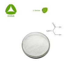 Suplemento nutricional L-serina 99% em pó
