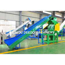 Plastic Film PE PP Recycling Machine
