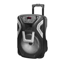 Haut-parleur professionnel rechargeable de chariot à karaoke de Bluetooth de 2016