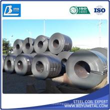 Bobina de aço laminada a alta temperatura HRC SPHC SAE1008 JIS Ss400