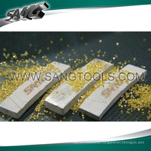 Block Cutting Segment and Blade for Granite (SGG-SB)