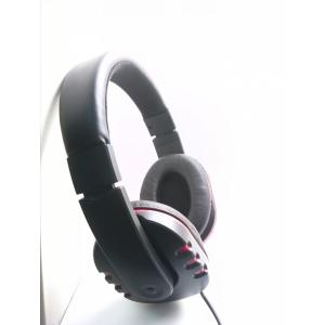 Wired Gaming head earphone black
