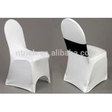 tampa da cadeira barata e de alta qualidade Lycra, Spandex cadeira tampa, tampa da cadeira para hotel/banquetes