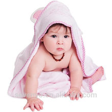 High quality 100% bamboo baby Hooded towel Boys & Girls premium baby bath towel bamboo hooded towel baby--bear ears