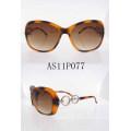 2015 New Plastic Durable Frame Eyewear As11p077