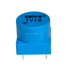 precision high voltage low current transformer