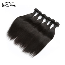 100% Remy 9A Mink Human Hair Bundle Vendors Raw Indian Temple Mujeres Trenzas Pelo a granel Sin editar