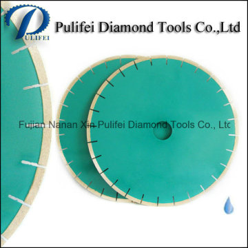 300mm 400mm 450mm Marble Saw Blade with Sintered Segment Wet Cutting Stone
