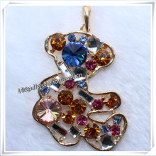 New Style Little Bear of Alloy Owl Pendant Jewelry and Fashion Pendant (IO-ad064)