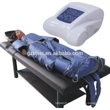 De alta calidad 3 en 1 Pressoterapia y infrarrojo lejano y EMS máquina de drenaje de drenaje linfático