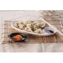 Melamine Dumpling Plate/Oval Dish (WT885)