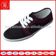 новый дизайн повседневные кроссовки парусиновая обувь