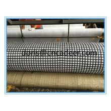 Geogrids de Fibra de Vidro Composto com Geotêxtil