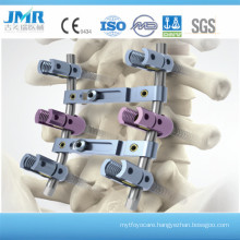 Posterior Spine Fixation Orthopedic Implant Spinal Implant for Thoracic Lumbar Cervical Fixation