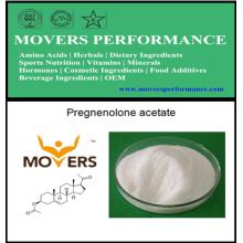Esteroide fuerte: acetato de pregnenolona