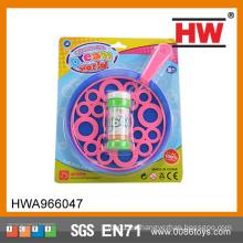 Conjunto de burbujas de jabón de alta calidad jugando burbujas de soplo de juguete