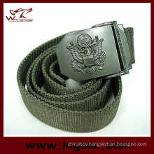 Switzerland Belts Army Tactical Waist Belt Metal Military Belt Buckles