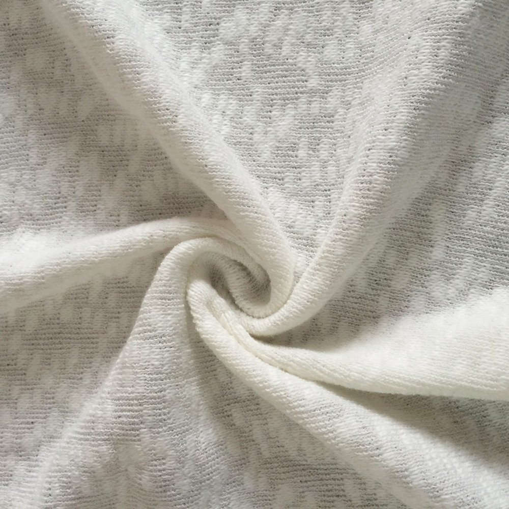 Linen like cotton slub fabric