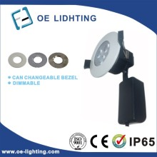 Quality Certification 9W Fire Rated Dimmable LED Downlight