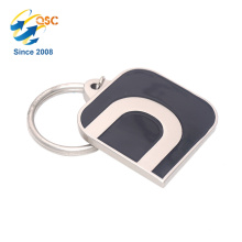 Hot Sale Cheap Promotional Custom Promotion Metal Engraved Gifts Keychains