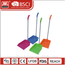 Haixing household colorful plastic dustpan