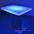 led furniture lighting LED remote control color changing used bar furniture
