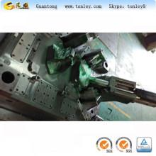 moule injection plastique haute précision avec cylindre