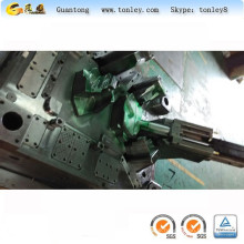 high precision plastic injection mold with cylinder