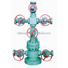 API 6A wellhead and christmas tree for oil drilling