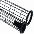 Dust collector cage galvanized iron wire cage