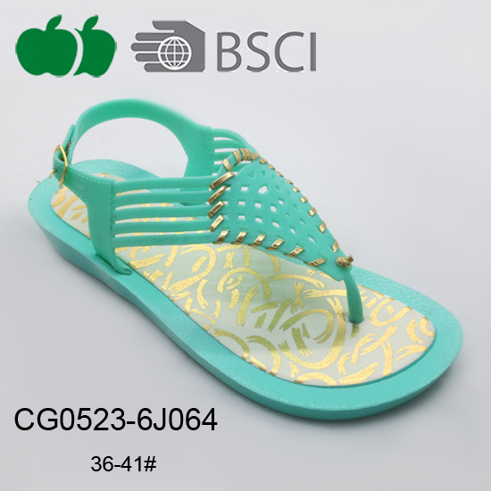 fashion women plastic sandals
