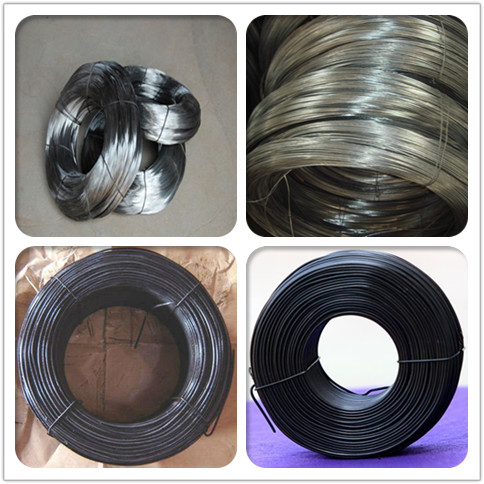 clear photos of black annealed wire