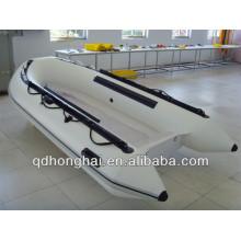 Bateau à moteur RIB330 bateau barque avec CE