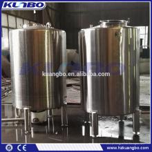 Sistema CIP de Cervejaria de Aço Inoxidável