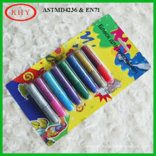 Promotion set glitter glue tubes