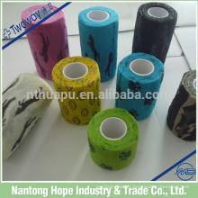 Bandages élastiques auto-adhésifs imprimés pour bandages