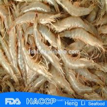 HL002 дикий улов замороженные свежие красные креветки