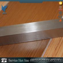 ASTM A582 decapado y BA AISI321 diámetro 20mm * 20mm barra cuadrada de acero inoxidable