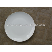 coupe shape white body porcelain ceramic dinnerware tableware bone china wholesale products