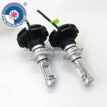 Éclairage de voiture 12V X3 Phare LED 12V H7