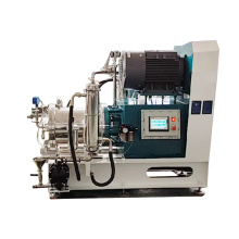 Máquina de moagem de fluido para tintas de impressão