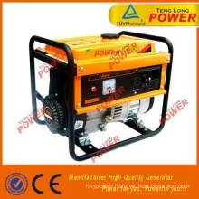 super silent gasoline fuel electric power generator in hot sale
