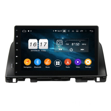 Android-auto head-unit voor K5 Optima 2015